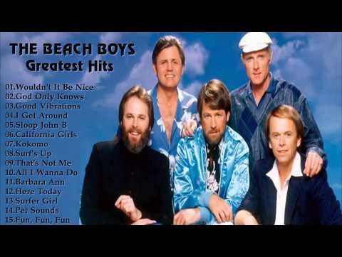 The Beach Boys Greatest Hits Full Album 2017