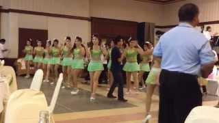 Thai Folk Dance Music,รำวงย้...