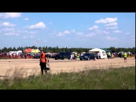 Jeep Grand Cherokee (Москва) vs Jaguar XJ (Нижний Новгород)