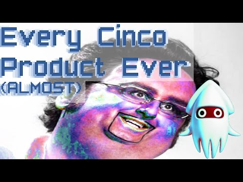 Every Cinco Product Ever | Tim and Eric Awesome Show, Great Job!