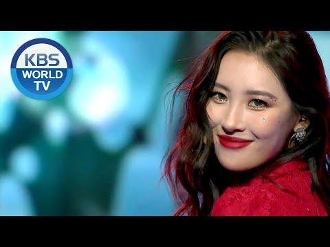 Sunmi - Siren | 선미 - 사이렌 [2018 KBS Song Festival / 2018.12.28]
