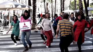 One Billion Rising Barcelona_project (pantalla completa - 720HD / for full screen use 720HD)
