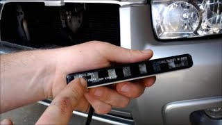 How To Install Daytime Running Lights(, 2014-06-18T01:26:01.000Z)