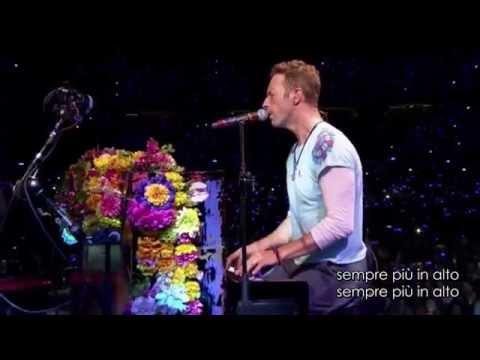 Up&Up, capolavoro Coldplay  sottotitoli in italiano