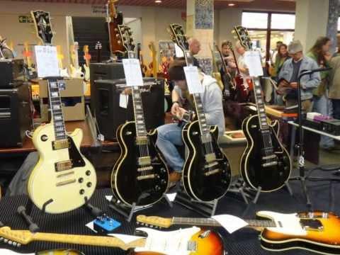 Vintage Guitar Show 2011 in Oldenburg