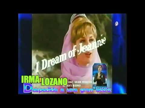 Irma Lozano... el adiós
