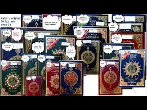 The Quran's Many Different !  - Speakers Corner