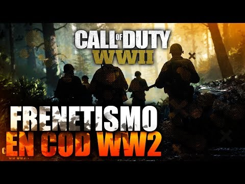 Mi Partida MAS FRENETICA DE Call Of World War 2