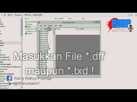 Full Download] Tutorial Merubah File Obj Z3d Ke Dff Zmodeler