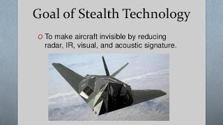 Stealth Technology Of Aircraft And Ships  -  Best DocumentarY 2017