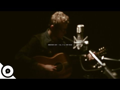 Anderson East - All I'll Ever Need | OurVinyl Sessions