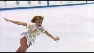 [HD] Tonya Harding - 1992 Albertville Olympic - Free Skating