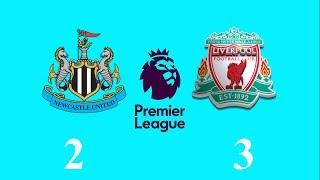 ньюкасл Ливерпуль 2-3 ОБЗОР МАТЧА 04.05.2019 Newcastle Liverpool  2-3 online ГОЛ САЛАХ ОРИГИ