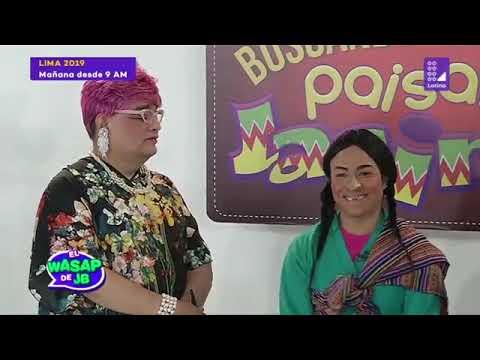 El Wasap DE JB ¡BUSCANDO! Una Nueva Paisana Jacinta