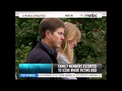 Norway:  Victim's Families Visit Island of Massacre