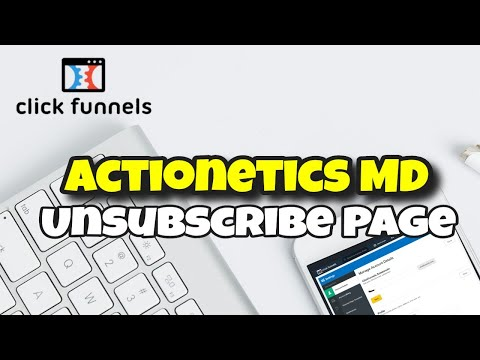 [Official Training] How To Create An Unsubscribe Page In ClickFunnels