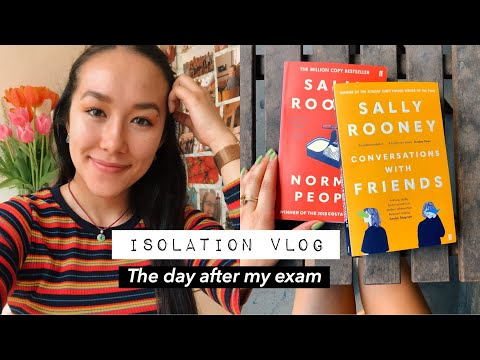 the-day-after-my-first-online-exam-  -university-vlog