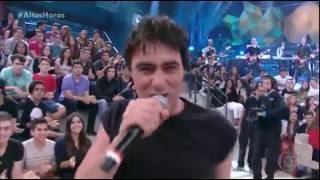 Bohemian Rhapsody & I Want To Break Free - We Will Rock You Brazil on Altas Horas Show