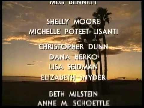 Sunset Beach   closing credits [1997-1999]