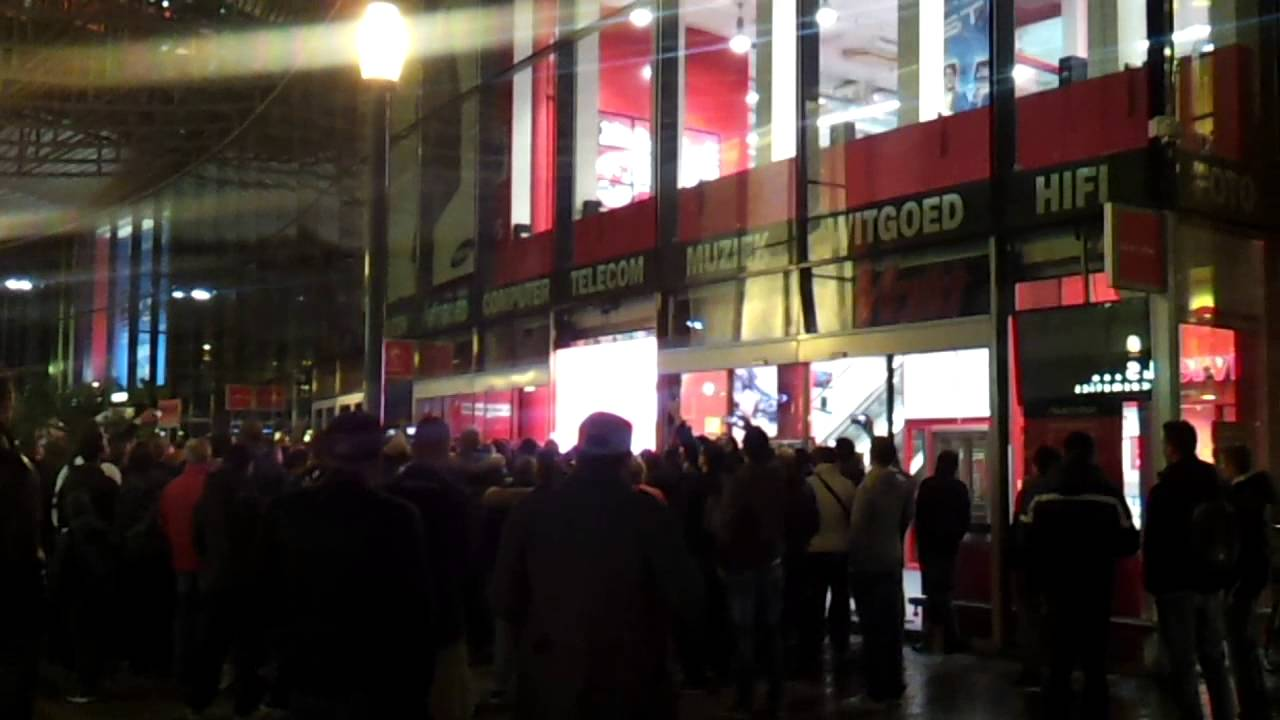 Nacht Opening Gta V Gta 5 Media Markt Zoetermeer Youtube