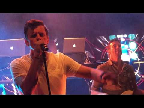 Chicane & Christian Burns (Vocal) - Don't Give Up - Live @ KOKO Camden Town London (New Version)