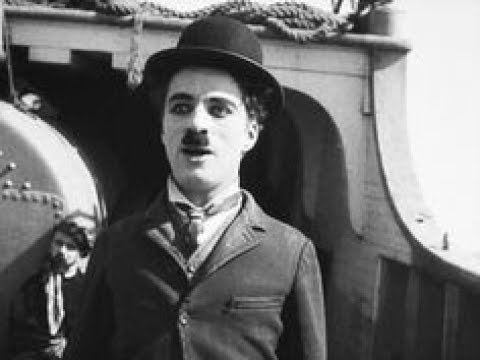 The laughter king-charlie chaplin(food strike comedy)#4