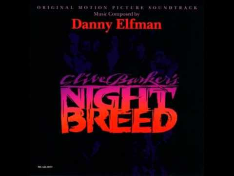 Danny Elfman - Nightbreed Main Titles