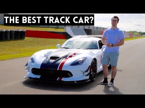 Review: Dodge Viper ACR! (What Makes It So Good?)