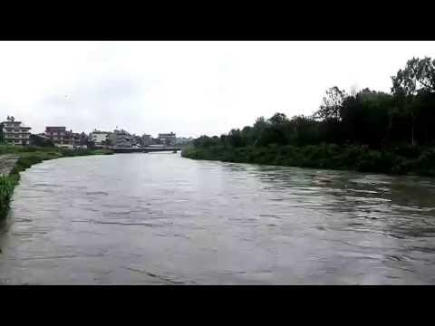 Flood in Bagmati River 2016