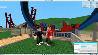 Lunaparkı Denetlemeye Geldiler | Roblox Theme Park 2