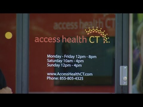 Access Health CT Selling Obamacare
