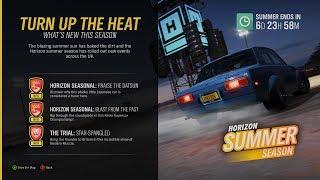 Forza Horizon 4 - Summer Season Change