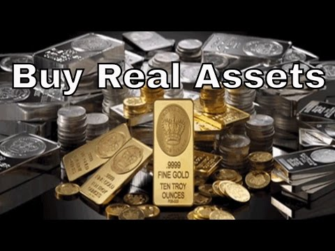 Use Your 401(k) or IRA to Buy Real Assets: Gold, Silver, Lan