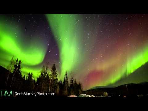 Alaska's Epic Northern Lights