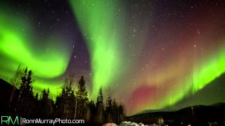 Alaska's Epic Northern Lights