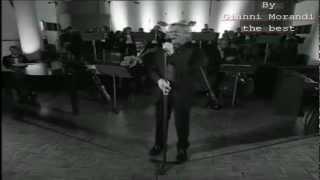 """Claudio Baglioni canta """"Se non avessi più te"""" (di Gianni Morandi)"""