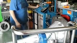727 torqueflite dyno session