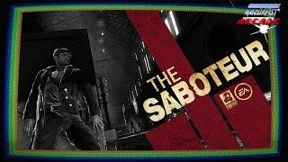 RazörFist Arcade: THE SABOTEUR