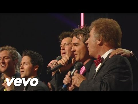 Gaither Vocal Band, Ernie Haase & Signature Sound - Leaning On the Everlasting Arms [Live]