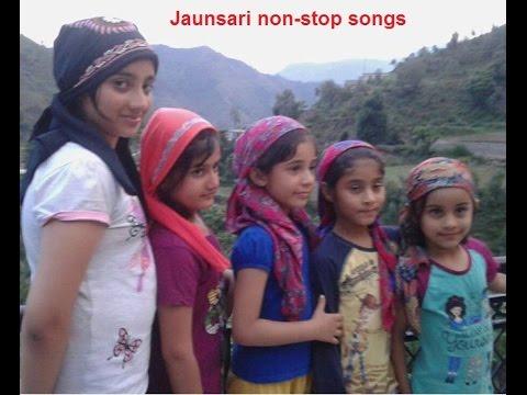 Jaunsari Non-stop Songs | Jaunsari supper hit Nati