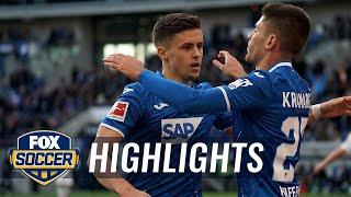 Hoffenheim's Star Christoph Baumgartner Has 2 Goals In Win Over Fc Koln | 2020 Bundesliga Highlights