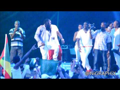 MAVADO In Grenada National Stadium; eXtreme White, 20016  Spice Mass Carnival.