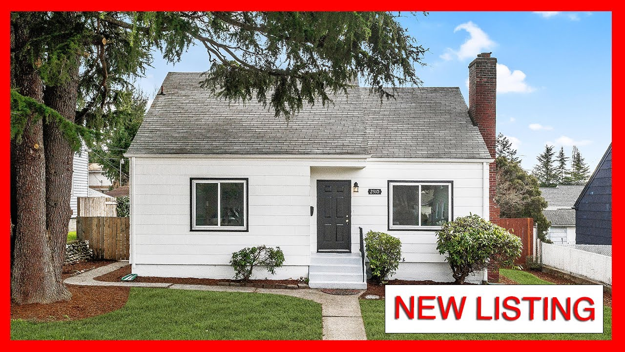 NEW LISTING 👉 2910 S 18th St | TACOMA | Listing Video