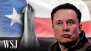Why Elon Musk's Starbase is Meeting Resistance in Texas Border Town | WSJ