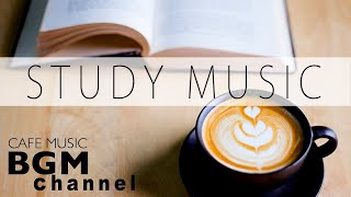 Cafe Music For Study - Jazz relaxant & Bossa Nova Music - Musique de fond instrumentale