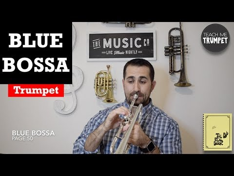 Blue Bossa -