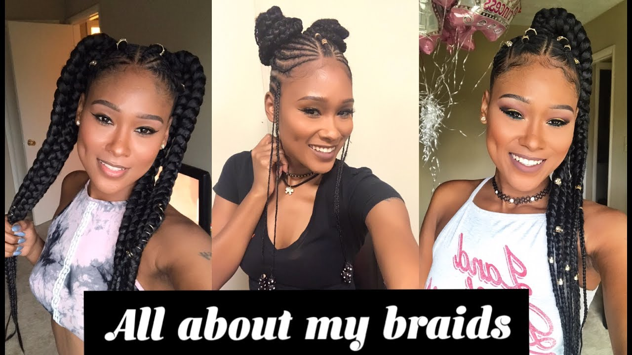 Faithful Dream Ices Black Jumbo Braids Hair Synthetic Ombre Braiding Hair Extension 5piece/lot Crochet Expression Hair Braids
