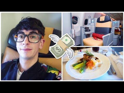 3000€ DI BIGLIETTO AEREO | Seoul-Milano in prima classe!