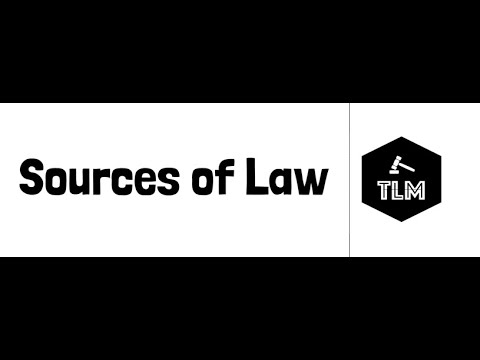 The Sources of Law of Mauritius | TLM
