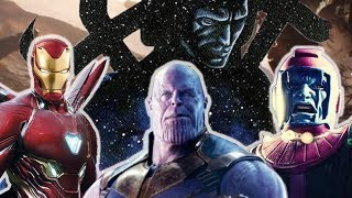AVENGERS 4 FULL PLOT LEAK!!! Cosmic Entities Arrive! SPOILERS!!! thumbnail